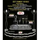 ΚΗΡΟΣΤΑΤΕΣ 2 τεμάχια ΣΤΕΦΑΝΑ ,ΔΙΣΚΟΣ,ΜΠΟΤΙΛΙΑ,ΠΟΤΗΡΙΑ 3 τεμάχια , ΣΕΤ Γάμου 161833